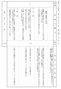 埼玉 基準3(国語)