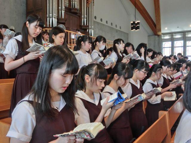 004 礼拝 讃美歌